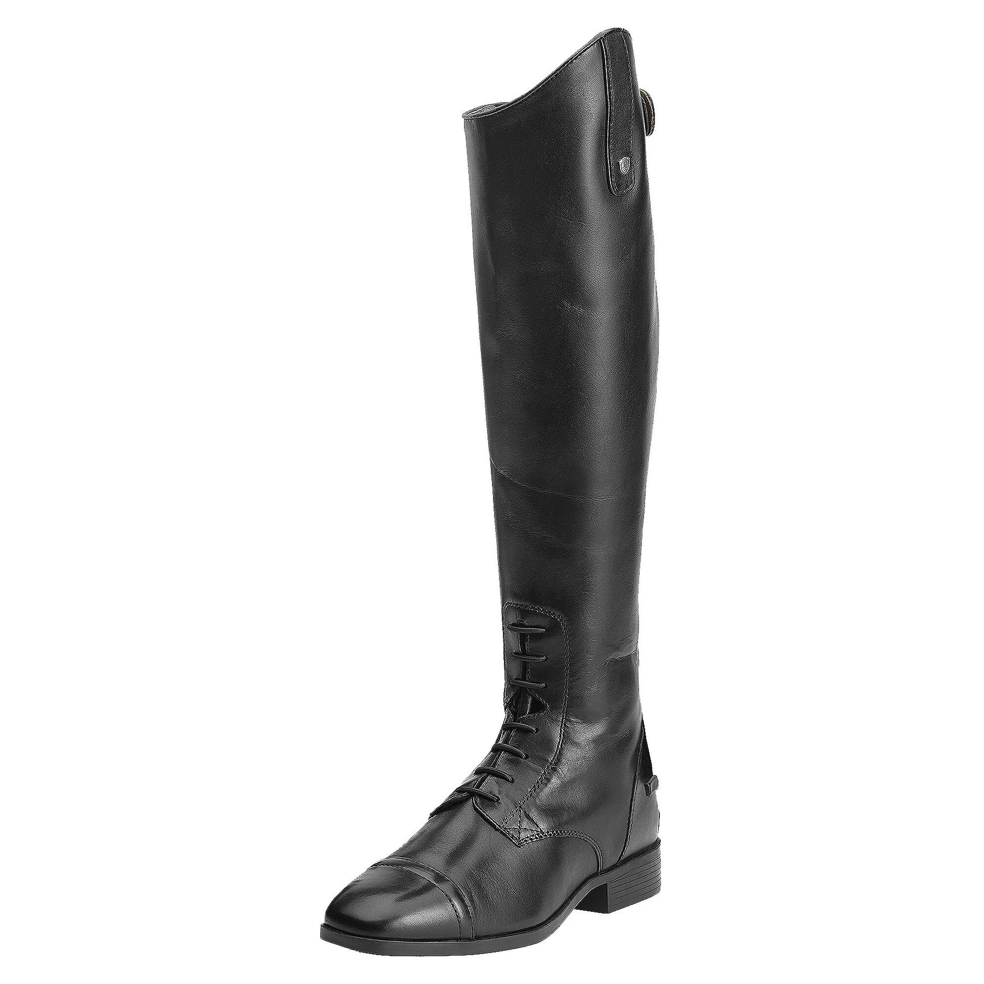 Challenge Contour Square Toe Field Zip Tall Riding Boot