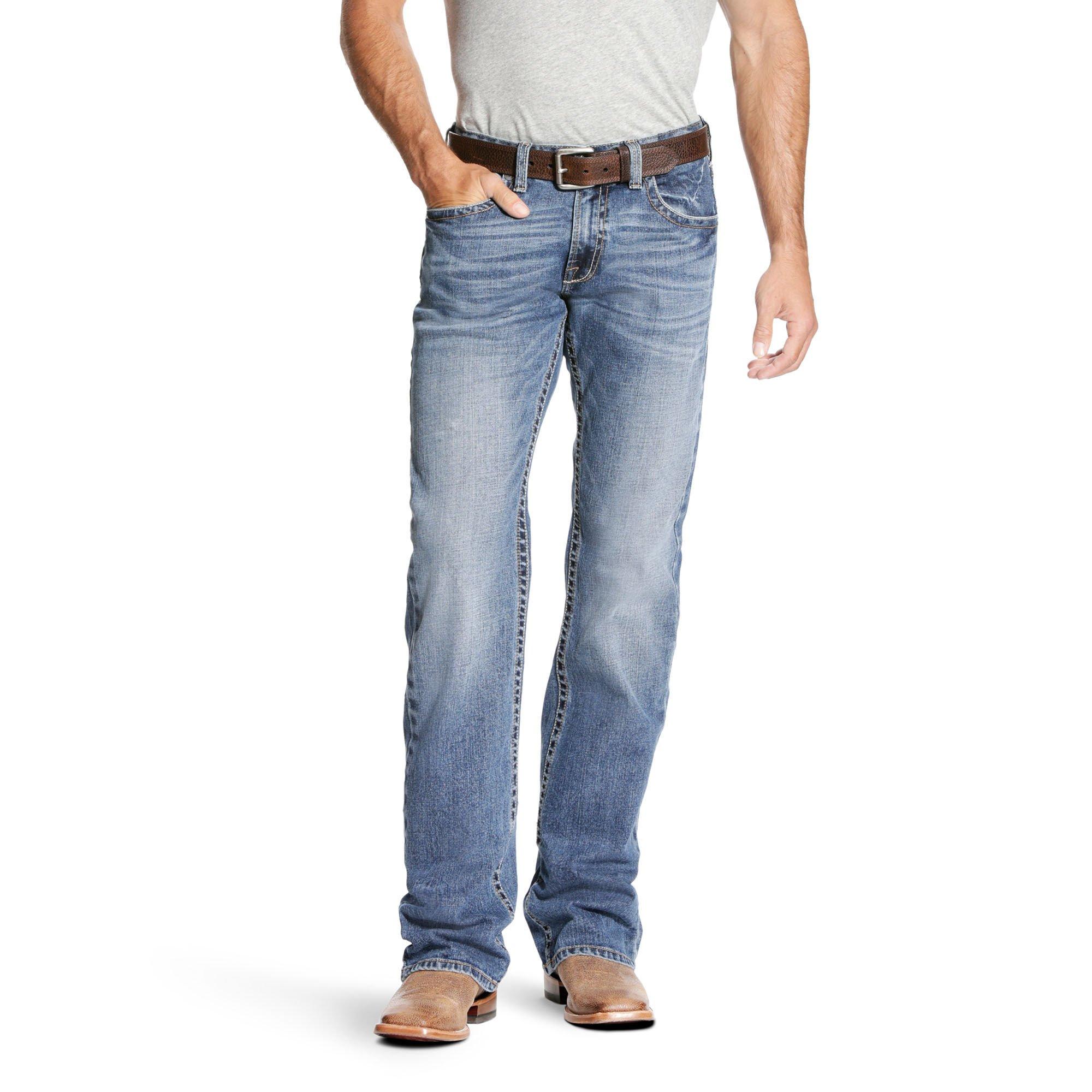 M5 Slim Nighthawk Stretch Boot Cut Jean