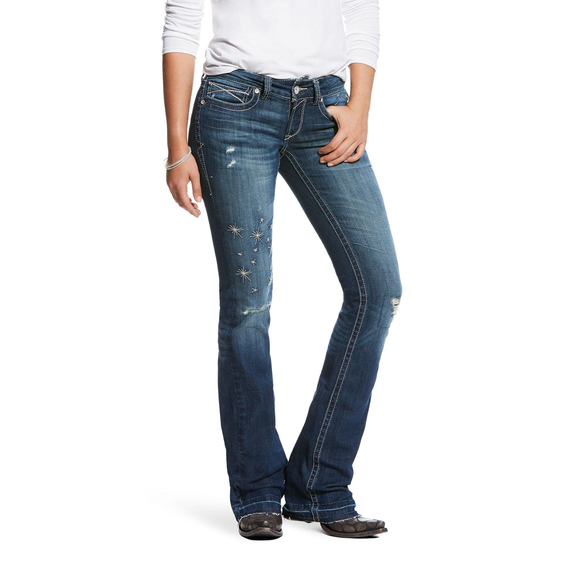 REAL Low Rise Sundance Boot Cut Jean
