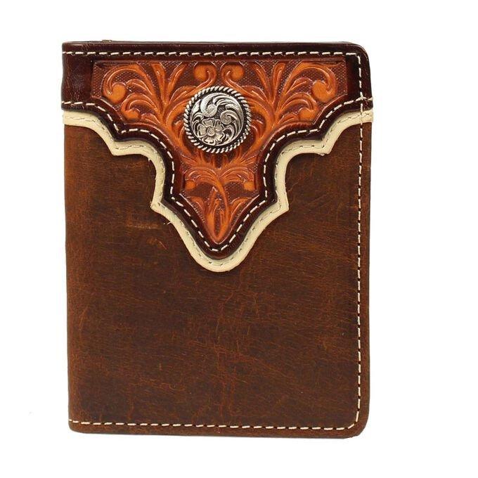 Crest Bifold Wallet