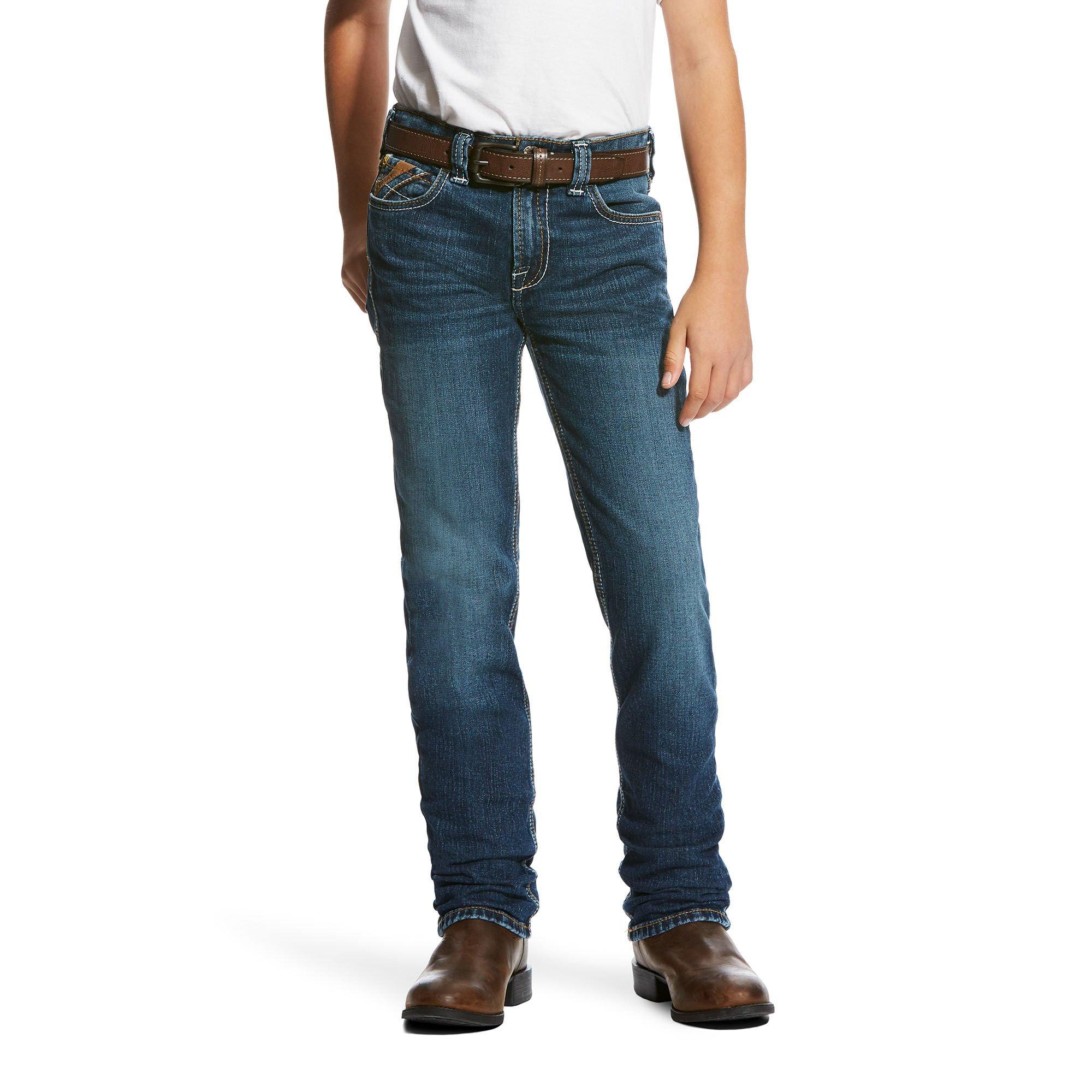 B5 Slim Barrett Stretch Stackable Straight Leg Jean