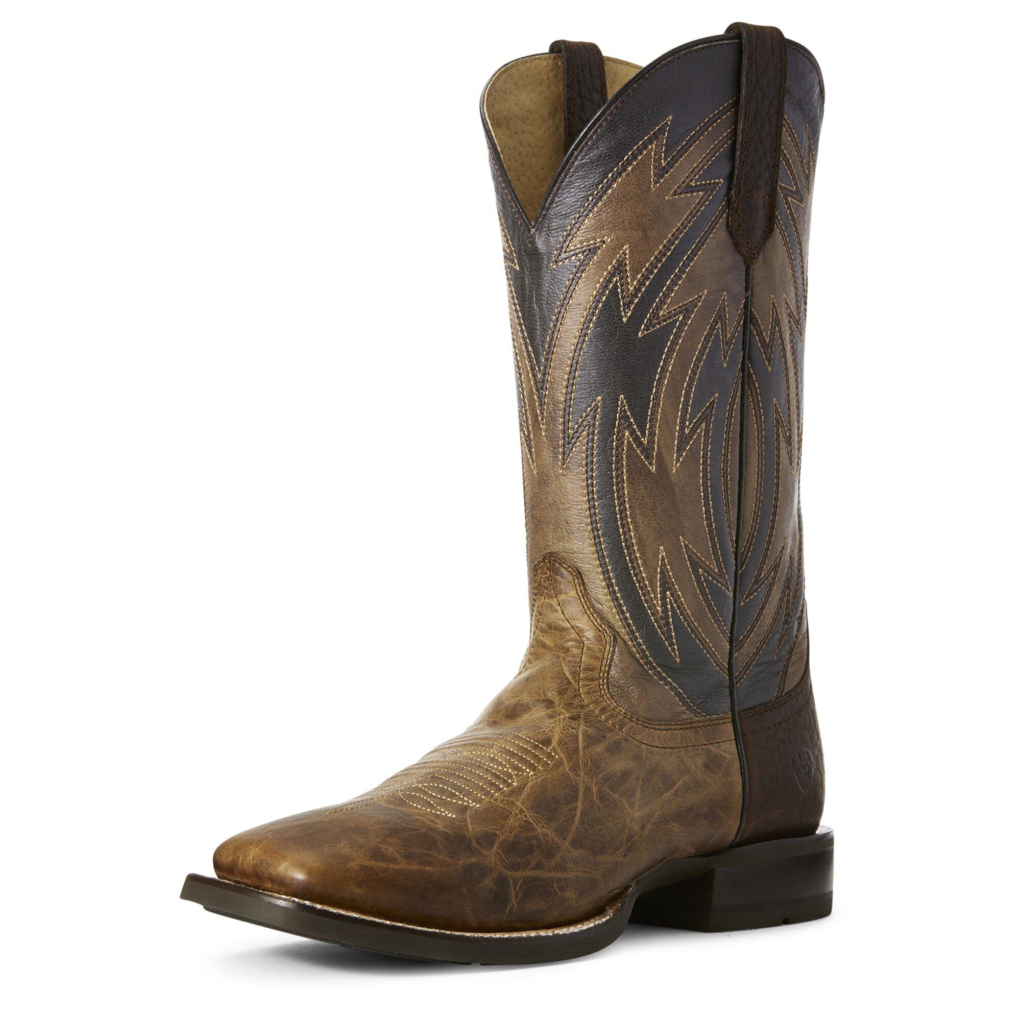 Crossdraw Western Boot