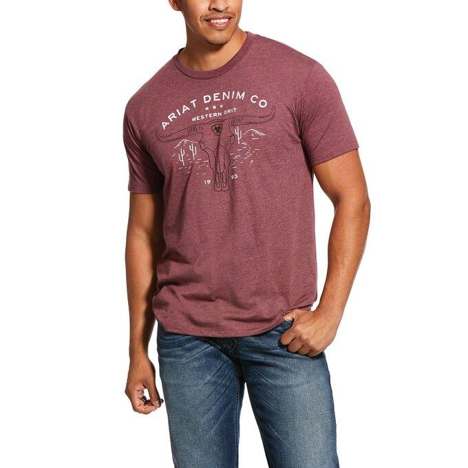 Western Grit T-Shirt
