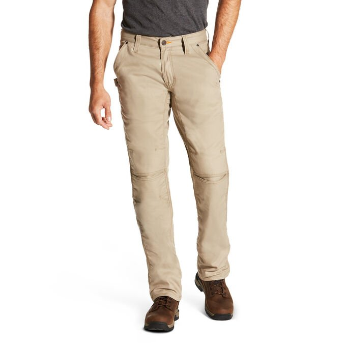 Rebar M4 Low Rise Workhorse Canvas Boot Cut Pant
