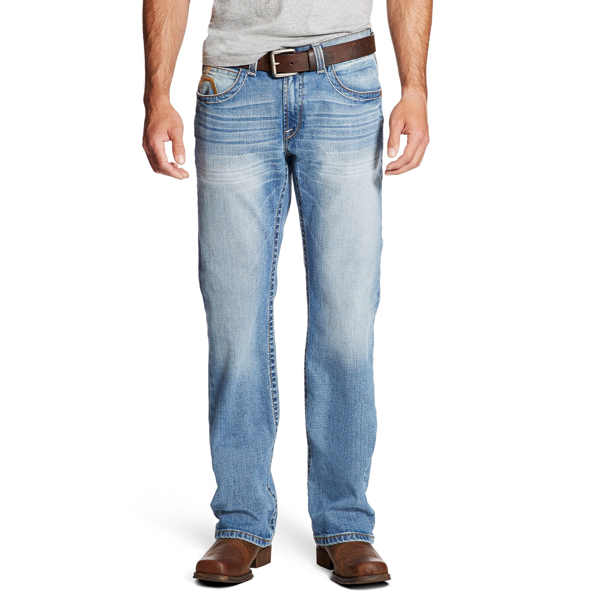 M5 Slim Addison Stackable Straight Leg Jean