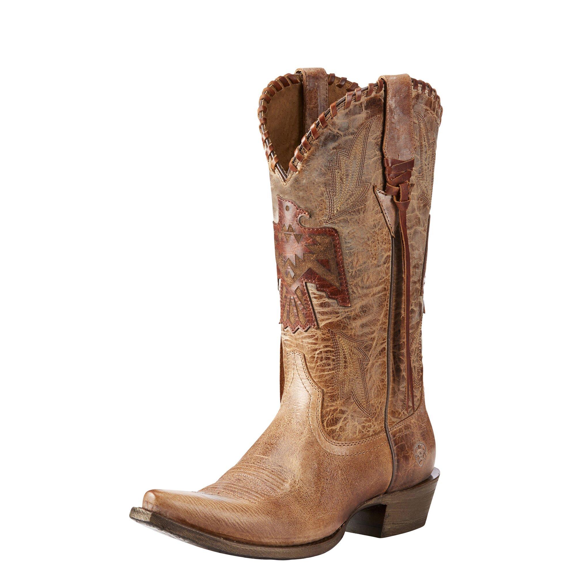 Thunderbird X Toe Western Boot