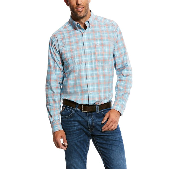 Naragon Stretch Performance Shirt Fitted