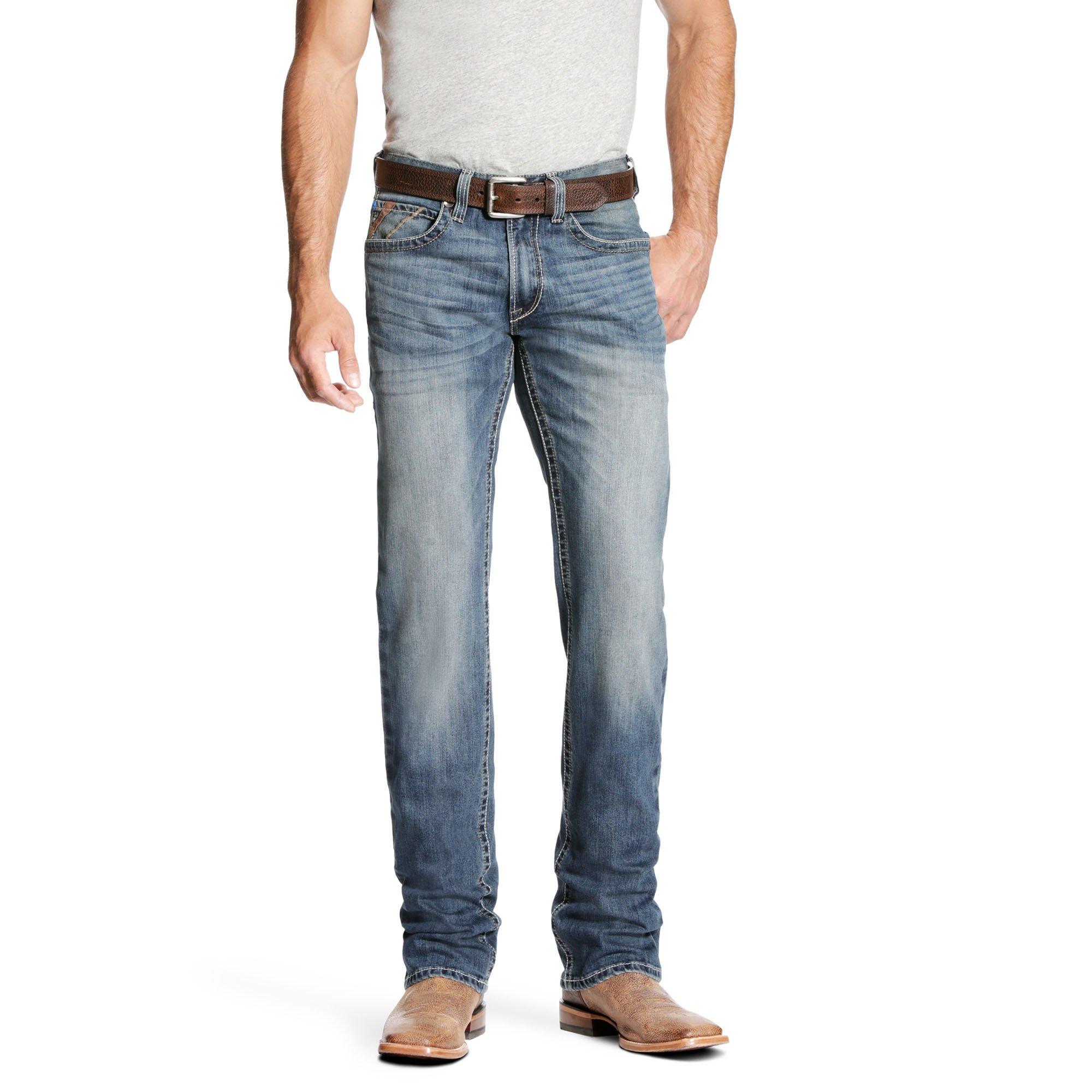 M5 Slim Jett Stretch Stackable Straight Leg Jean