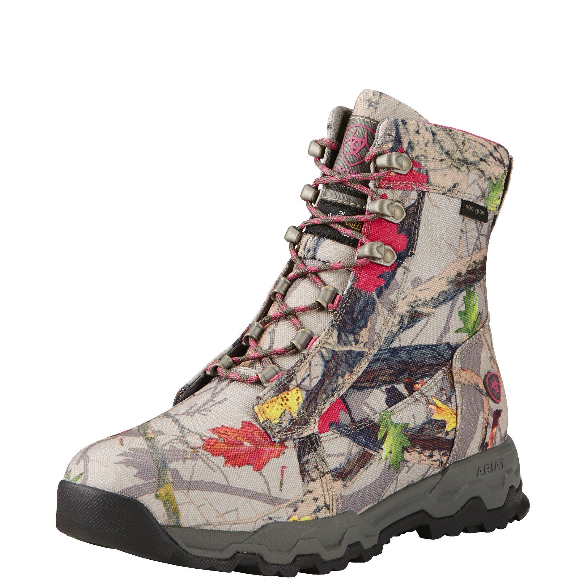 Hot Leaf 7 Waterproof 400g Hunting Boot
