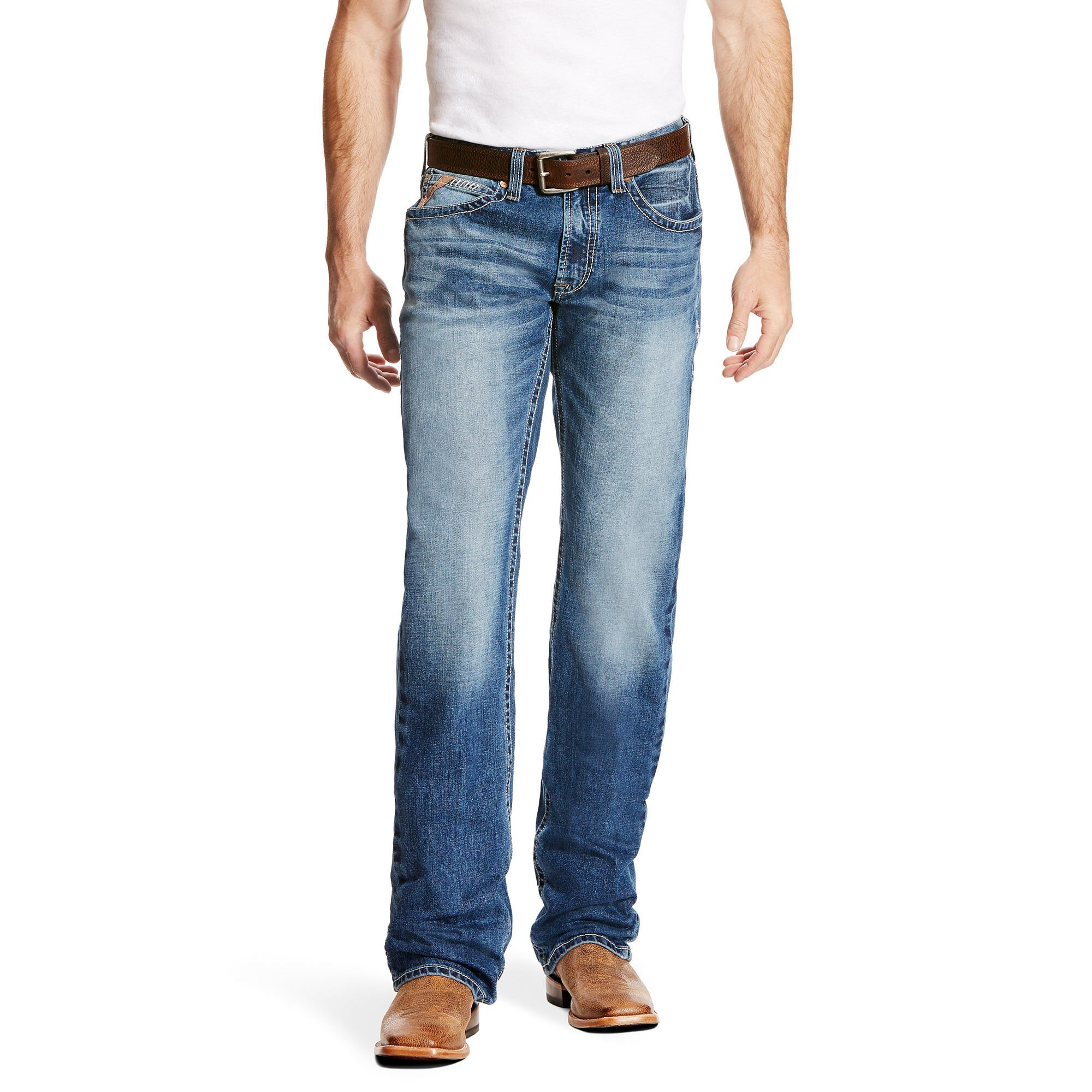 M5 Slim Stretch Stillwell Stackable Straight Leg Jean