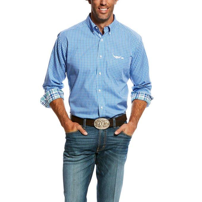 Relentless Sharp Plaid Shirt