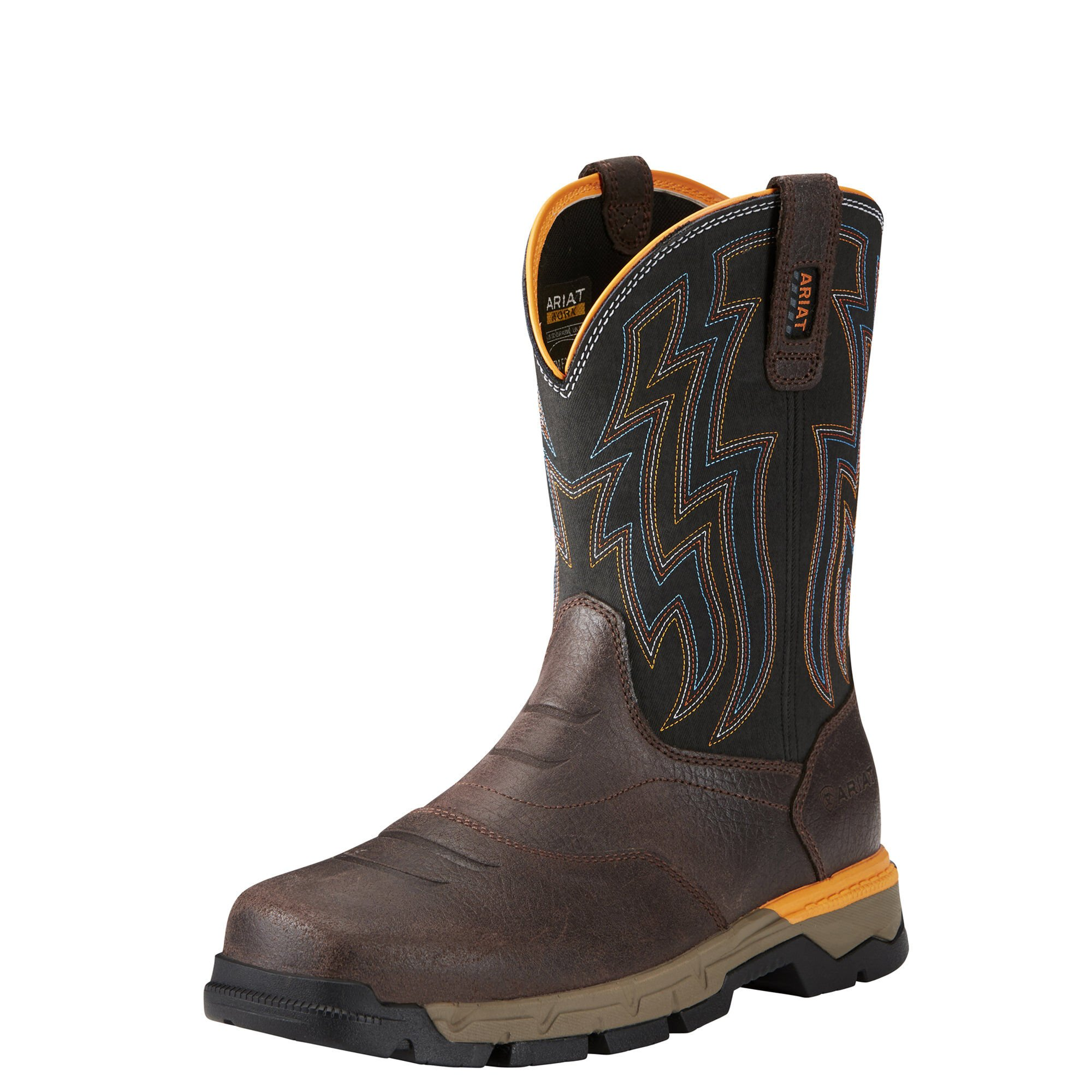 Rebar Flex Western Composite Toe Work Boot