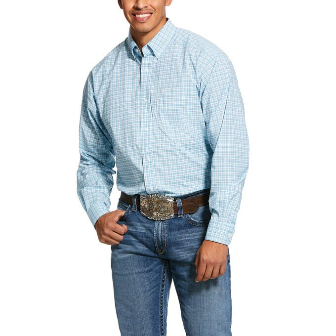 Pro Series Lee Stretch Classic Fit Shirt