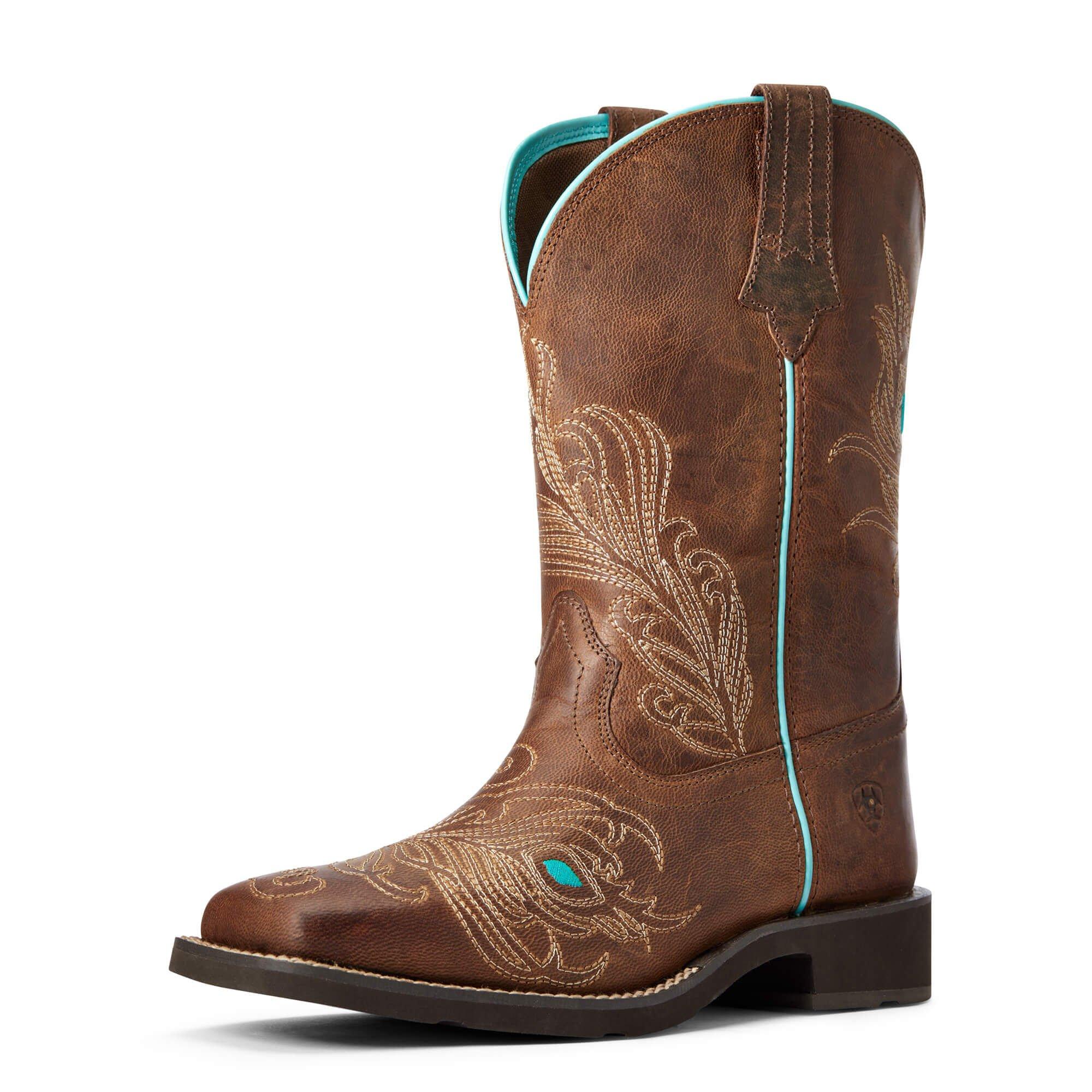 Bright Eyes II Western Boot