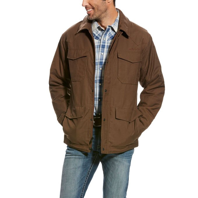 Waggoner Canvas Jacket