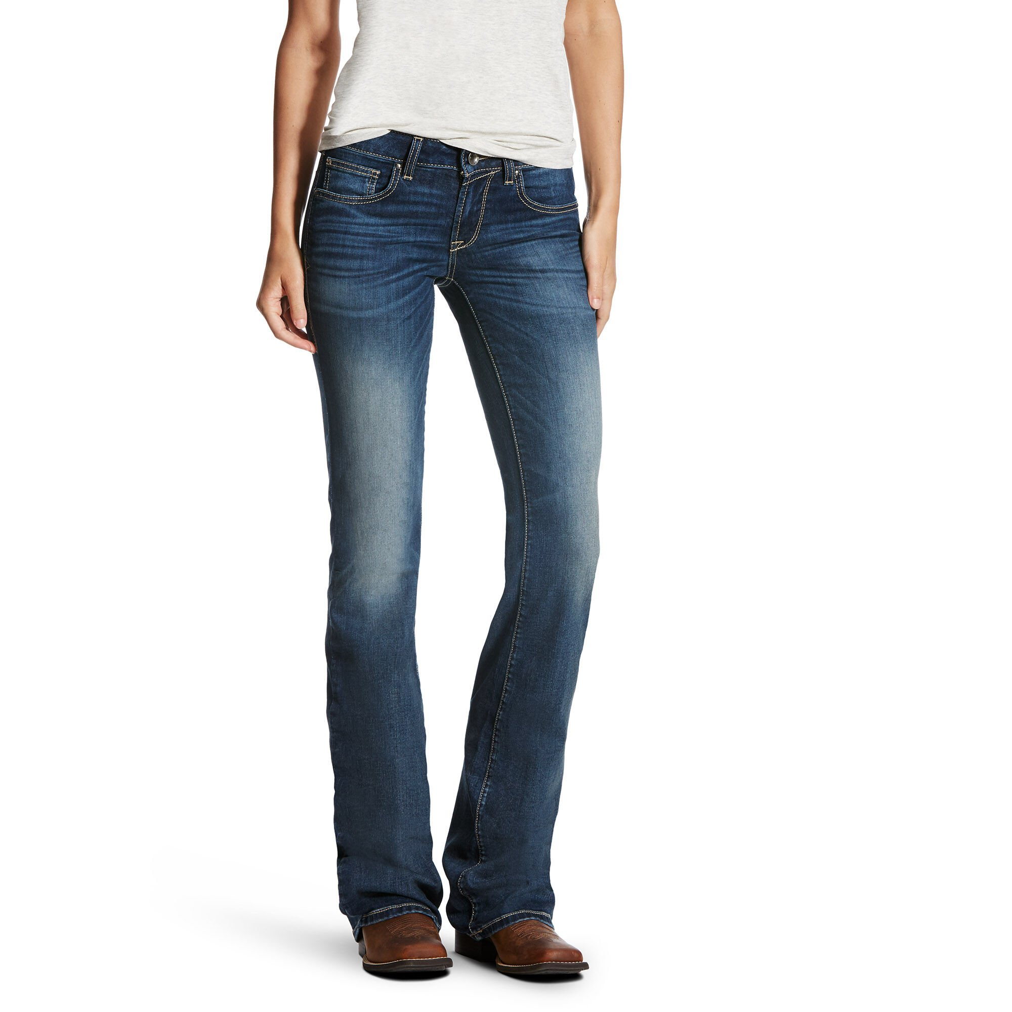 Motion Ultra Stretch Boot Cut Jean
