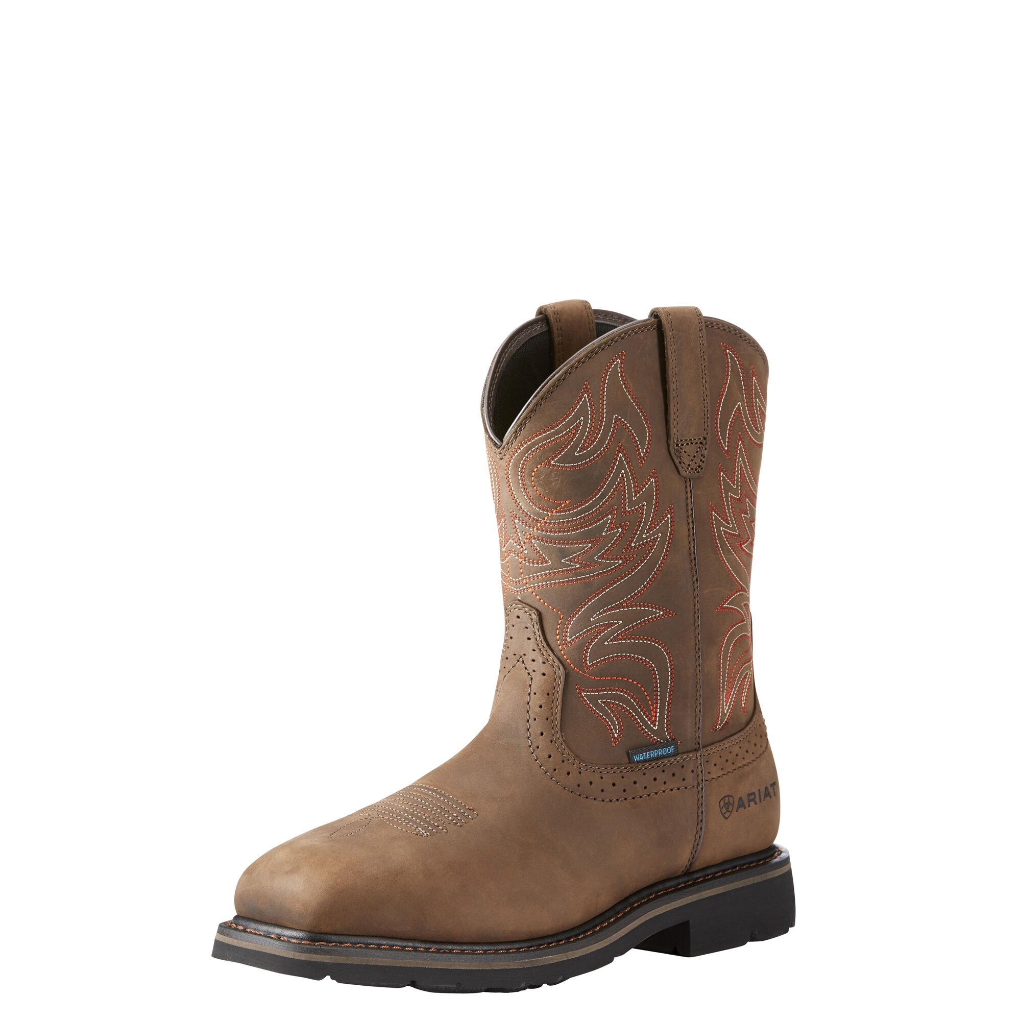 Sierra Delta Waterproof Work Boot