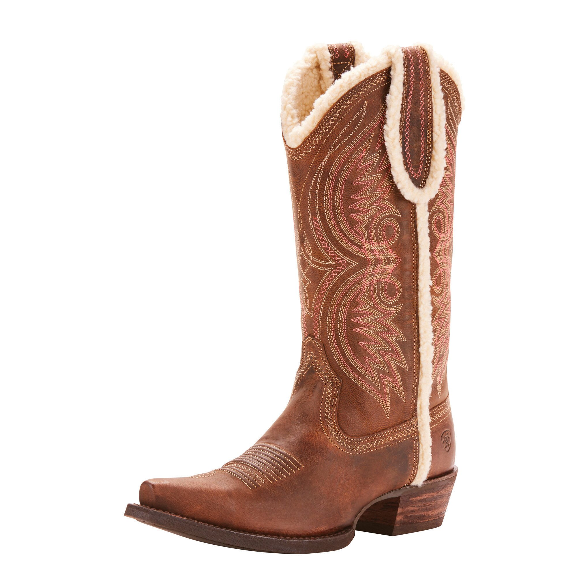 Alabama Fleece Western Boot