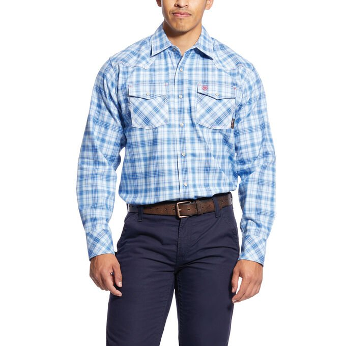 FR Magnus Retro Fit Work Shirt