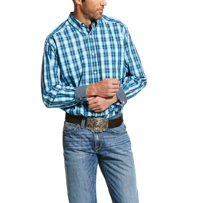 Wrinkle Free Manton Classic Fit Shirt