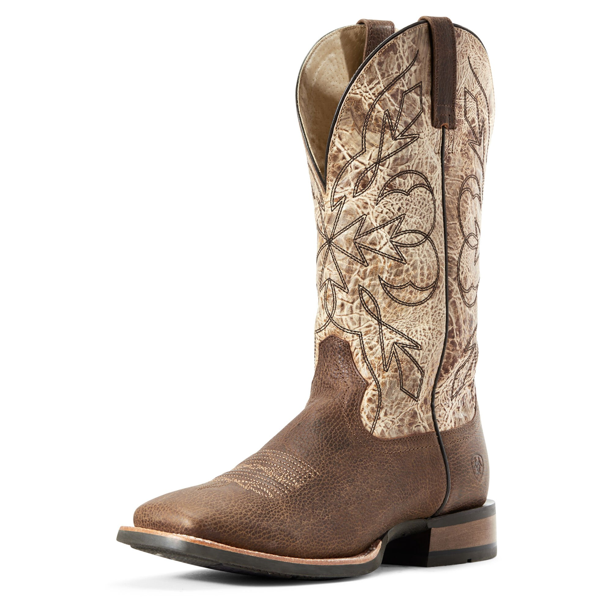 Long Trail Western Boot