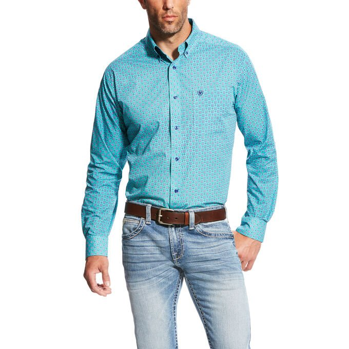 Morgan Fitted Shirt