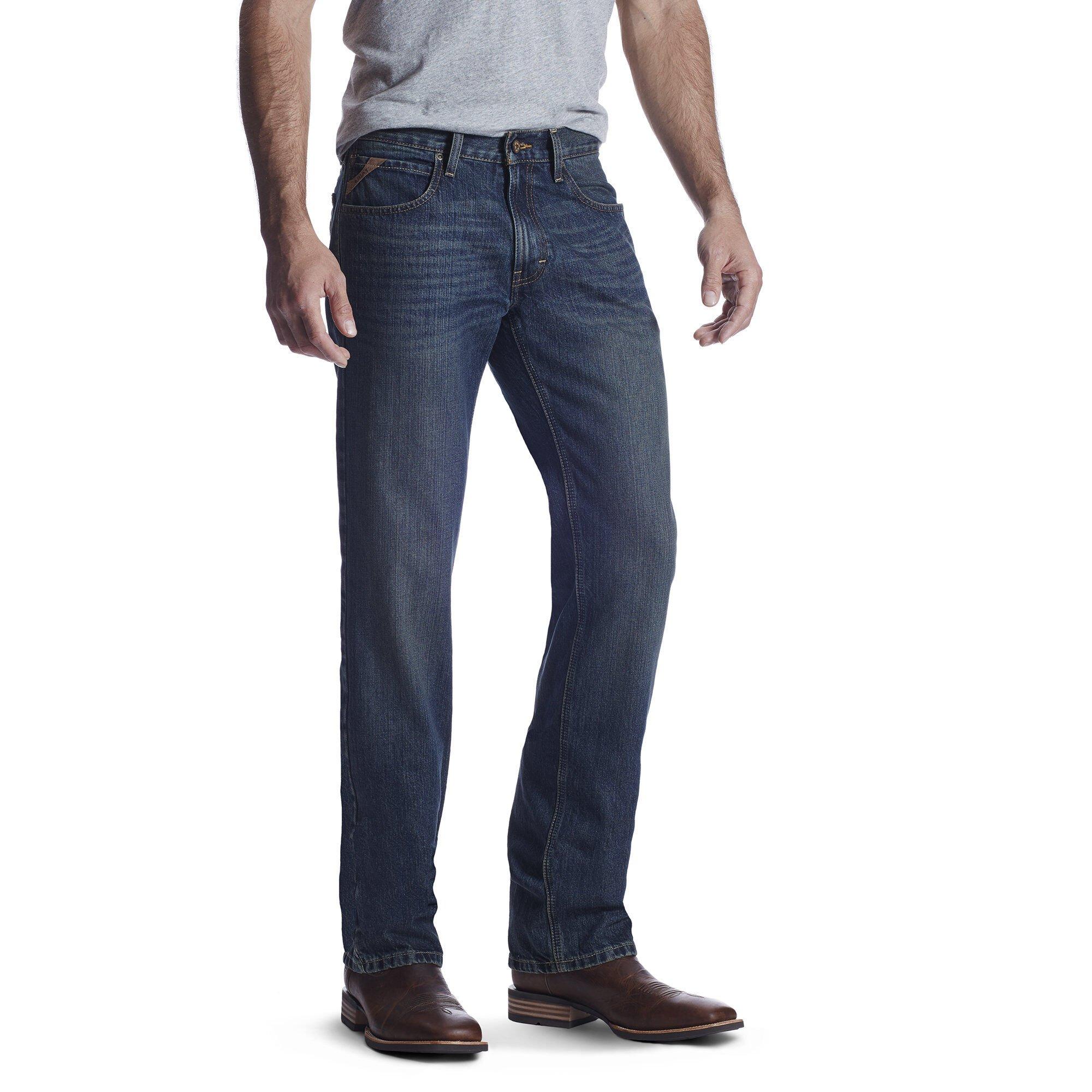 M5 Slim Legacy Stackable Straight Leg Jean