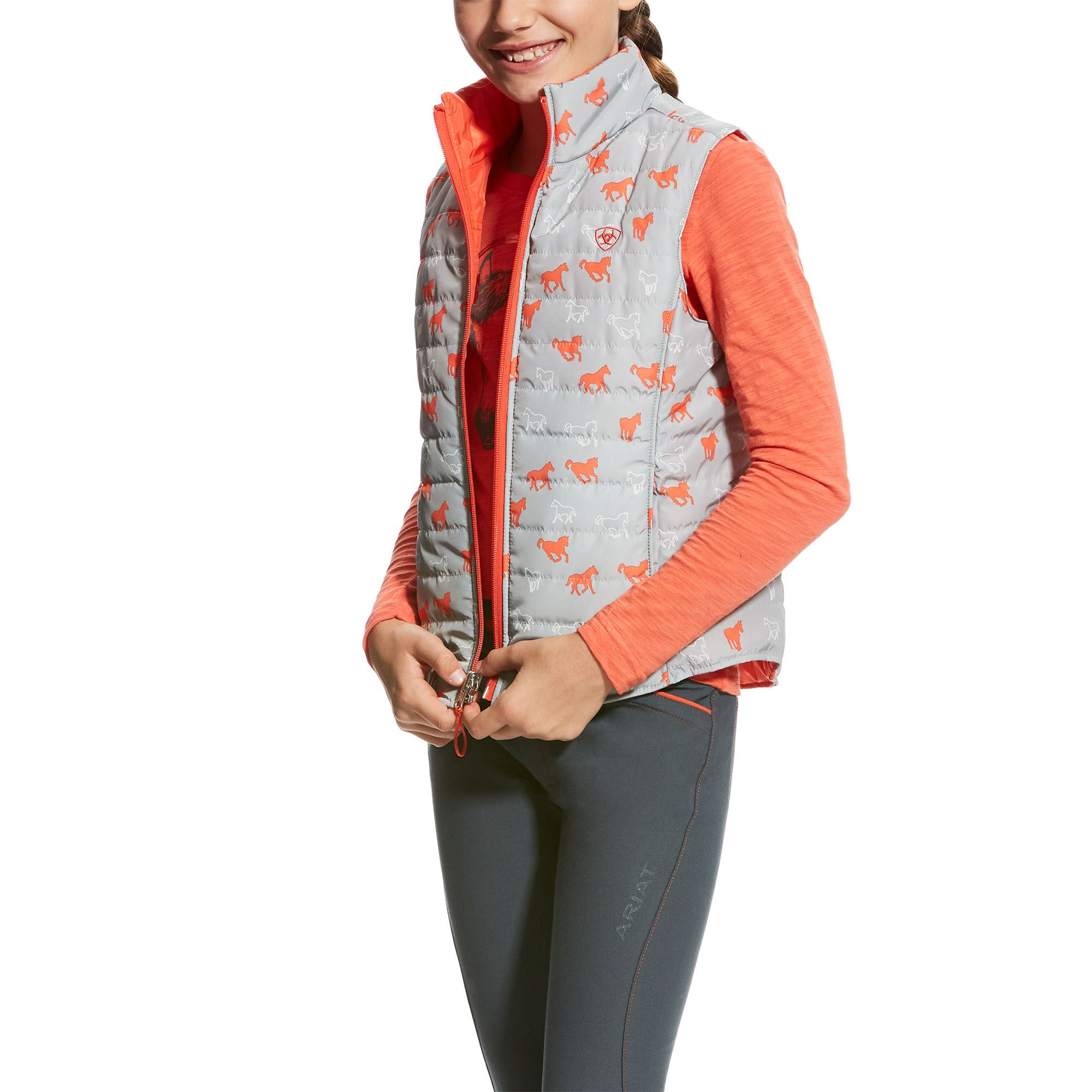 Emma Reversible Insulated Vest