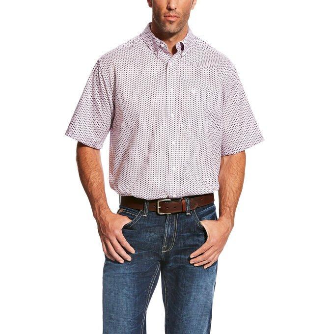 Wrinkle Free Pete Shirt