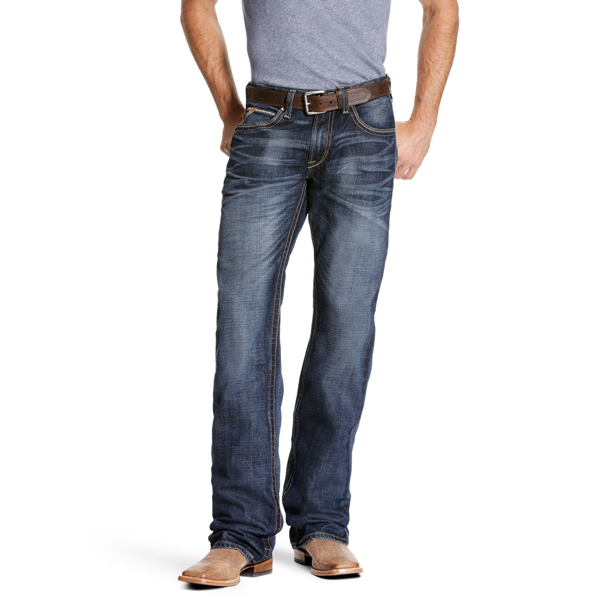 M5 Slim Madison Stretch Boot Cut Jean