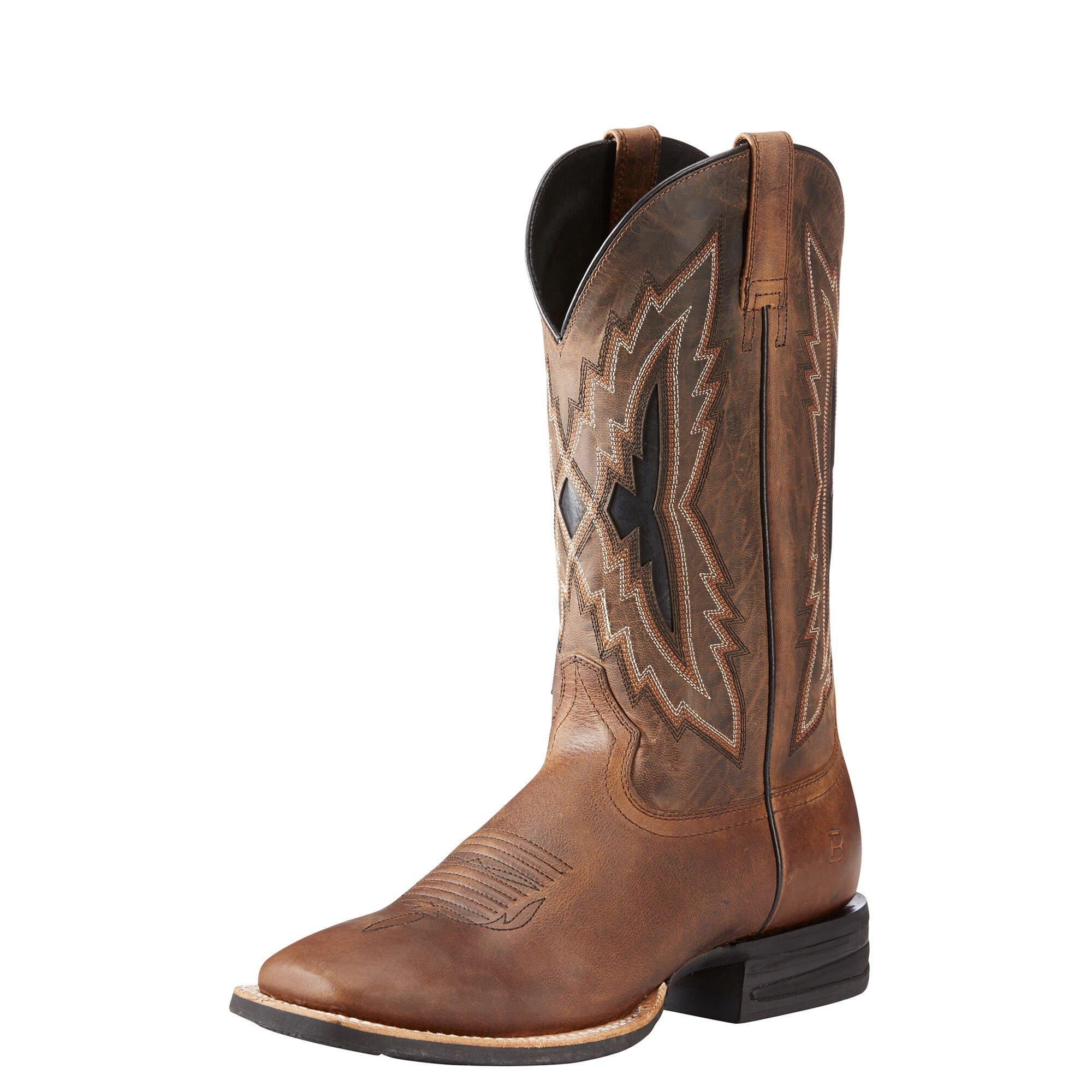Relentless Top Notch Western Boot