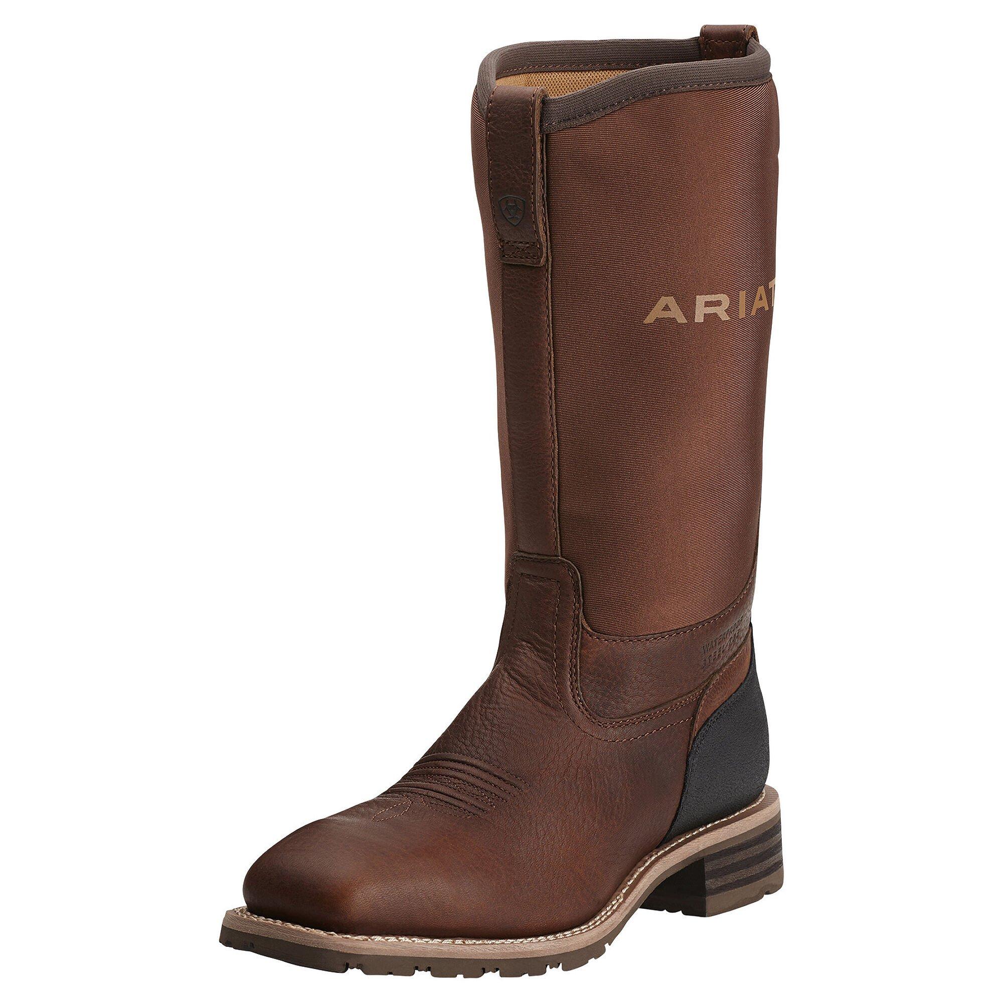 Hybrid All Weather Waterproof Steel Toe Work Boot