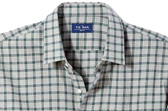 THE CHECK FLANNEL SHIRT