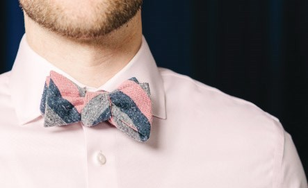 How To Tie A Bow Tie - About The Bow Tie