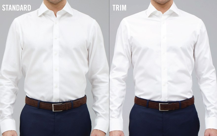 Tie Bar - About Our Shirt Fits