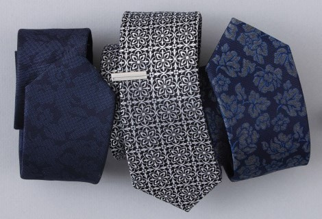 Tie Bar - Wedding Patterns