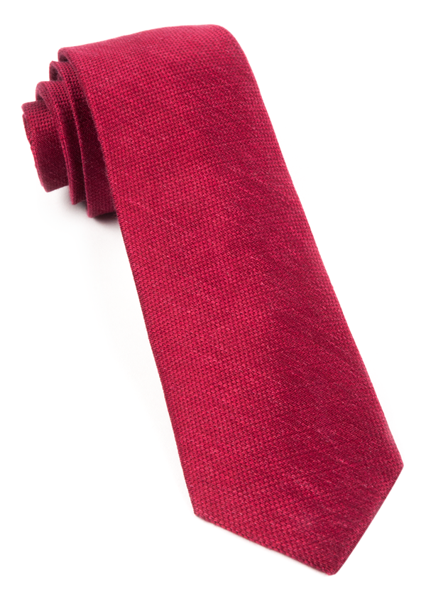 Festival Textured Solid Tie
