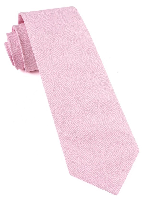 Cotton Tango Baby Pink Tie