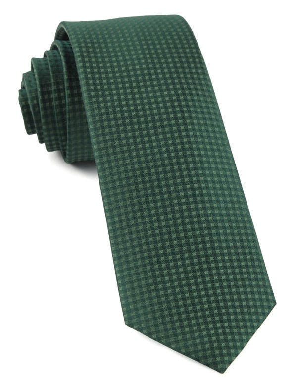 Check Mates Hunter Tie