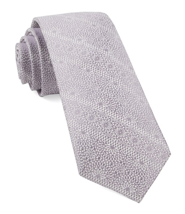 Wedded Lace Lavender Tie