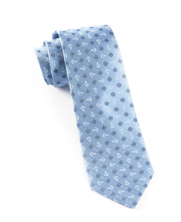 Offshore Light Blue Tie