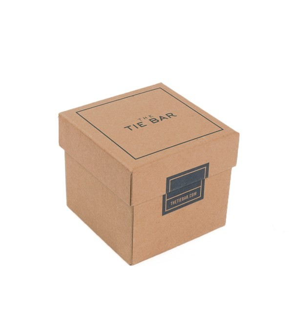 Brown Small Craft Gift Box