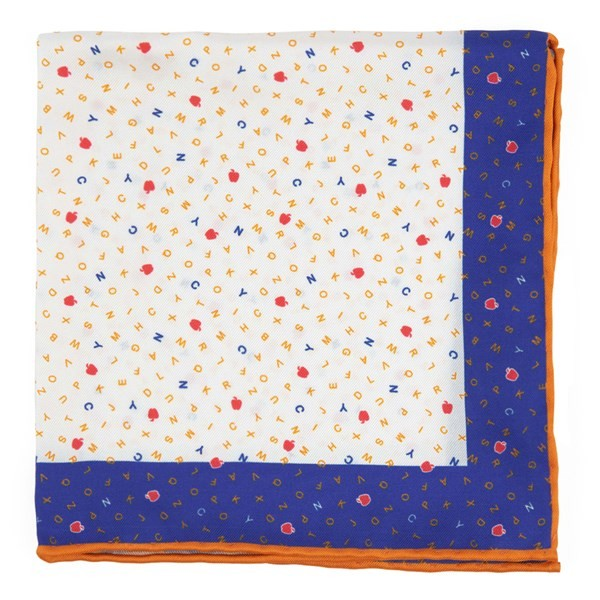The City Square - Nyc Royal Blue Pocket Square