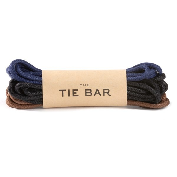 Classic Color Pack Navy Colored Shoelaces