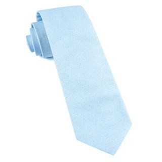 Cotton Tango Light Blue Tie