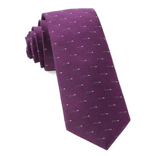 Arrow Zone Azalea Tie