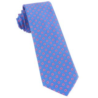 Major Star Serene Blue Tie
