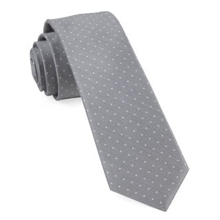 Bhldn Grey Dot Tie