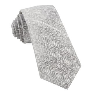 Wedded Lace Grey Tie