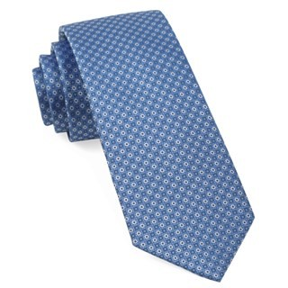 Market Geos Light Blue Tie